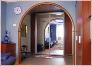 Межкомнатные арки фото 2: