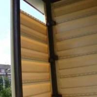 Как выполняется отделка балкона сайдингом