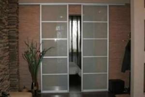 Выбираем раздвижные стеклянные межкомнатные двери