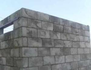 Строительство гаража из пеноблоков самостоятельно