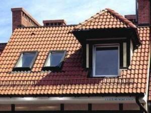Какие существуют виды мансардных крыш